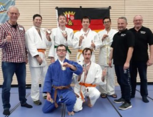 Trainingsausfall G-Judo